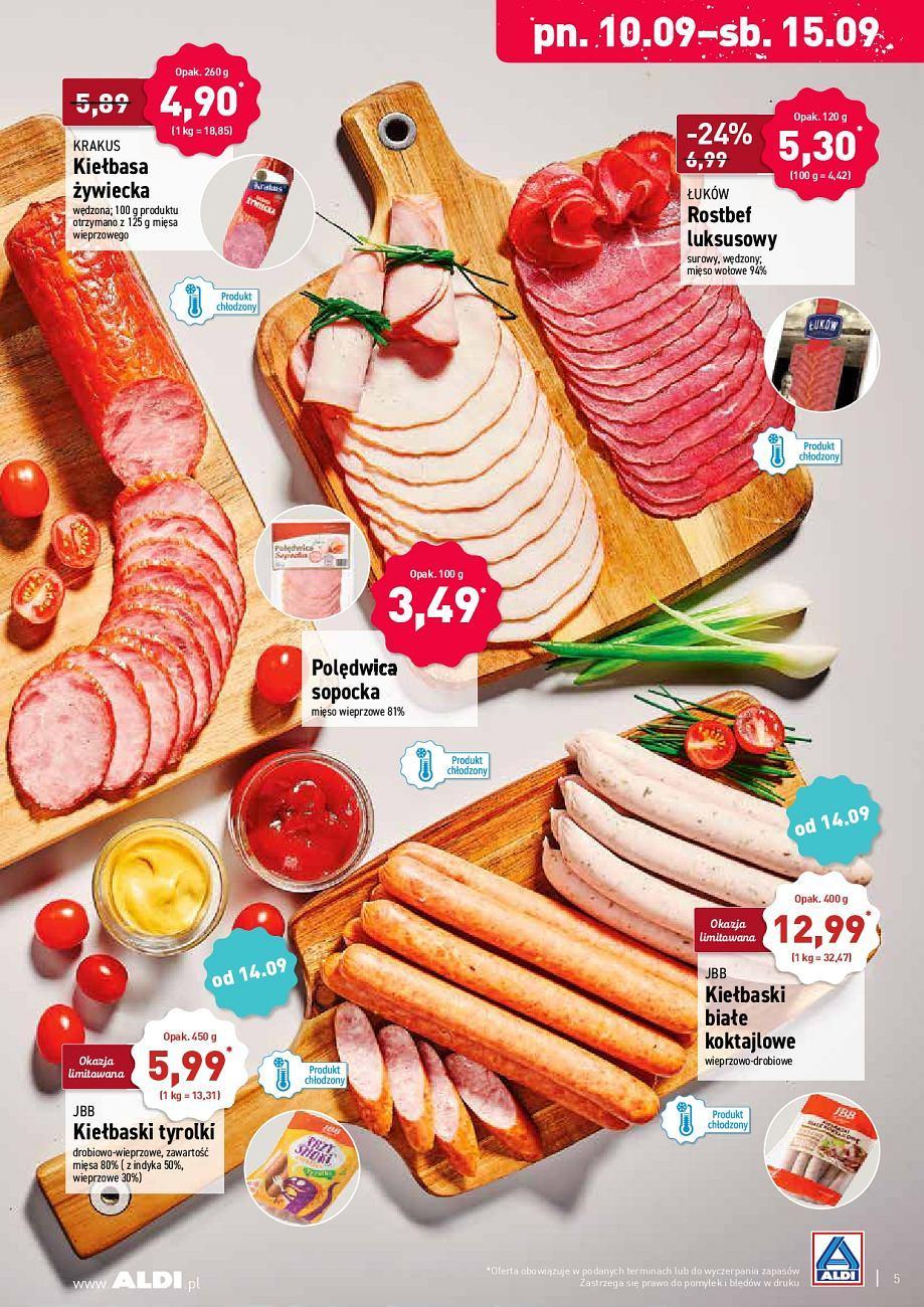 Gazetka promocyjna ALDI do 15/09/2018 str.5