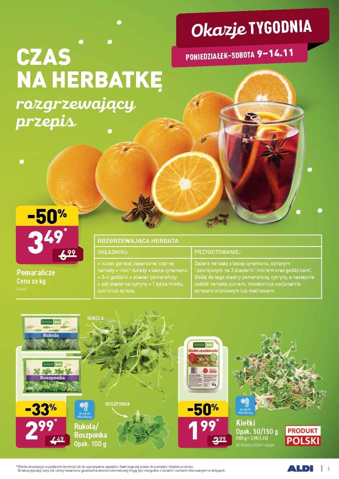 Gazetka promocyjna ALDI do 14/11/2020 str.2