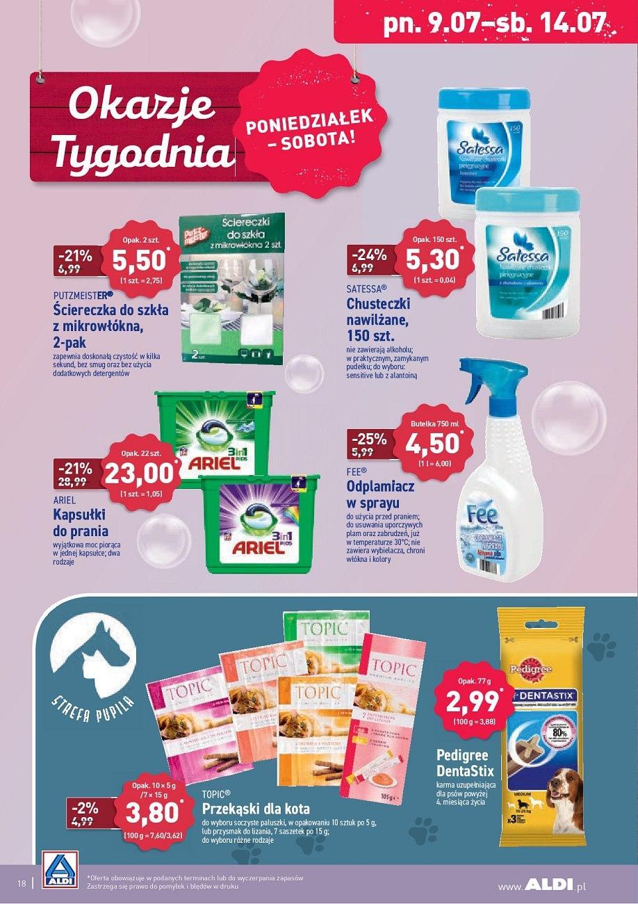 Gazetka promocyjna ALDI do 14/07/2018 str.18