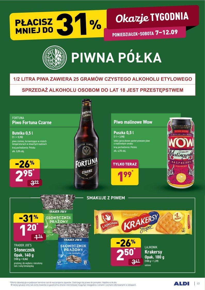 Gazetka promocyjna ALDI do 12/09/2020 str.16
