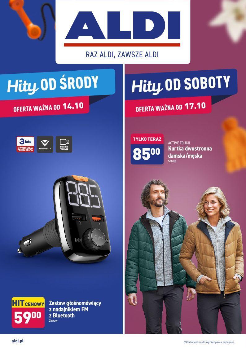 Gazetka promocyjna ALDI do 17/10/2020 str.0