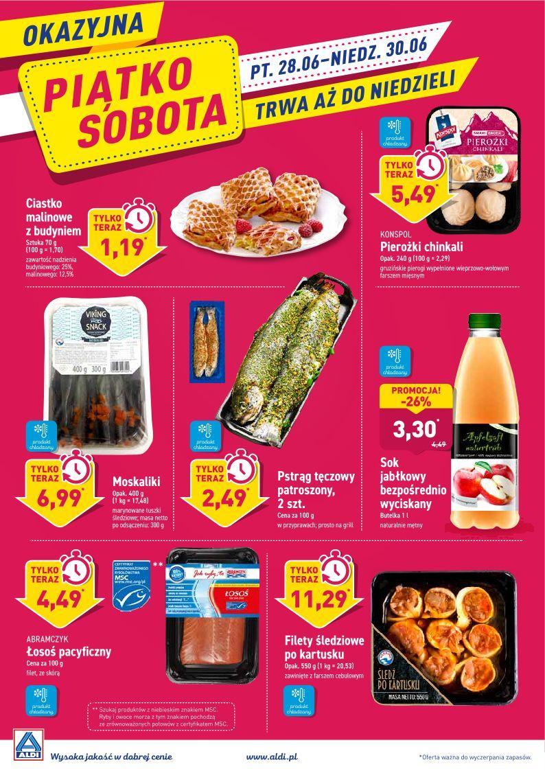 Gazetka promocyjna ALDI do 30/06/2019 str.0