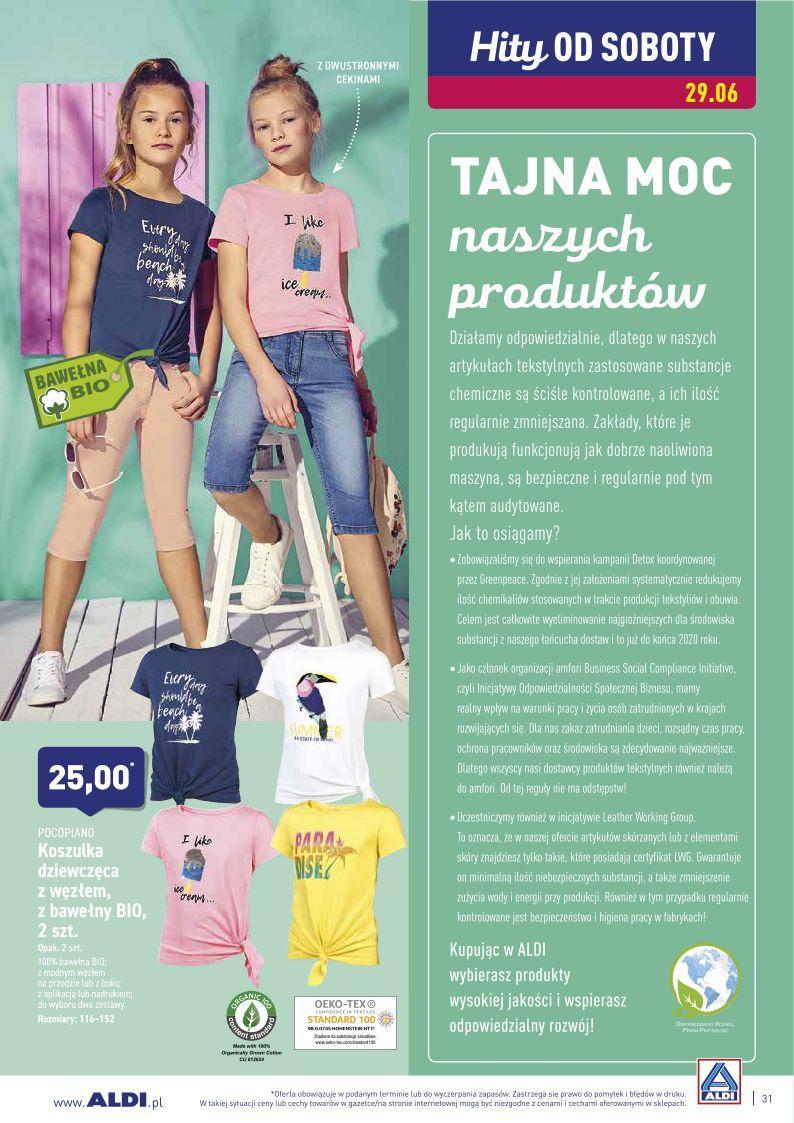 Gazetka promocyjna ALDI do 30/06/2019 str.30