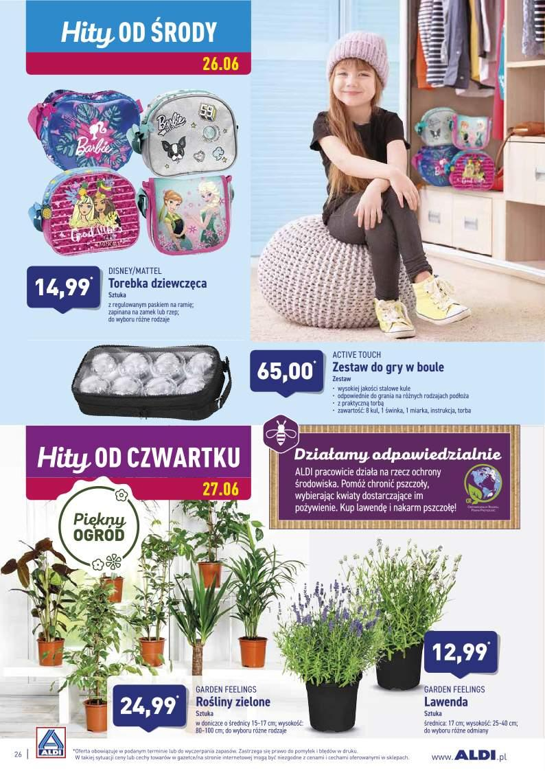 Gazetka promocyjna ALDI do 30/06/2019 str.25