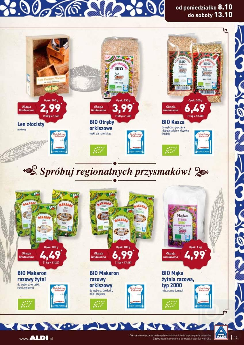 Gazetka promocyjna ALDI do 13/10/2018 str.13