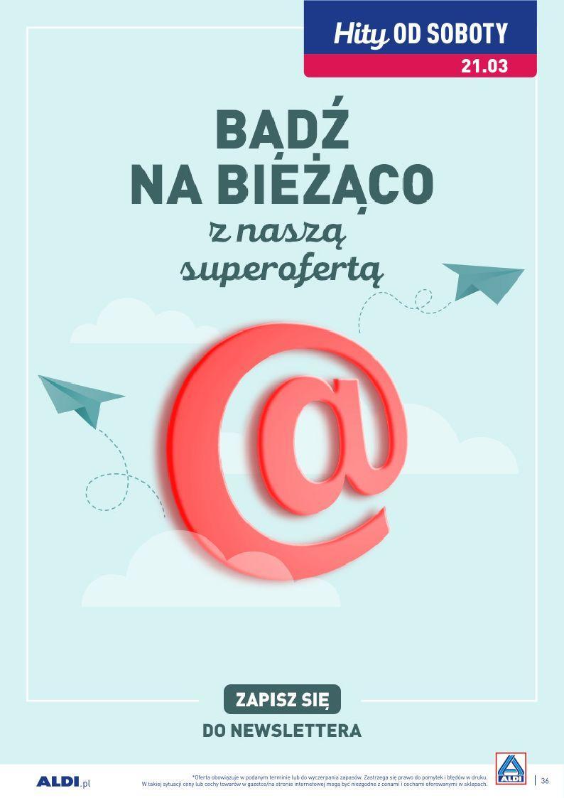 Gazetka promocyjna ALDI do 21/03/2020 str.6