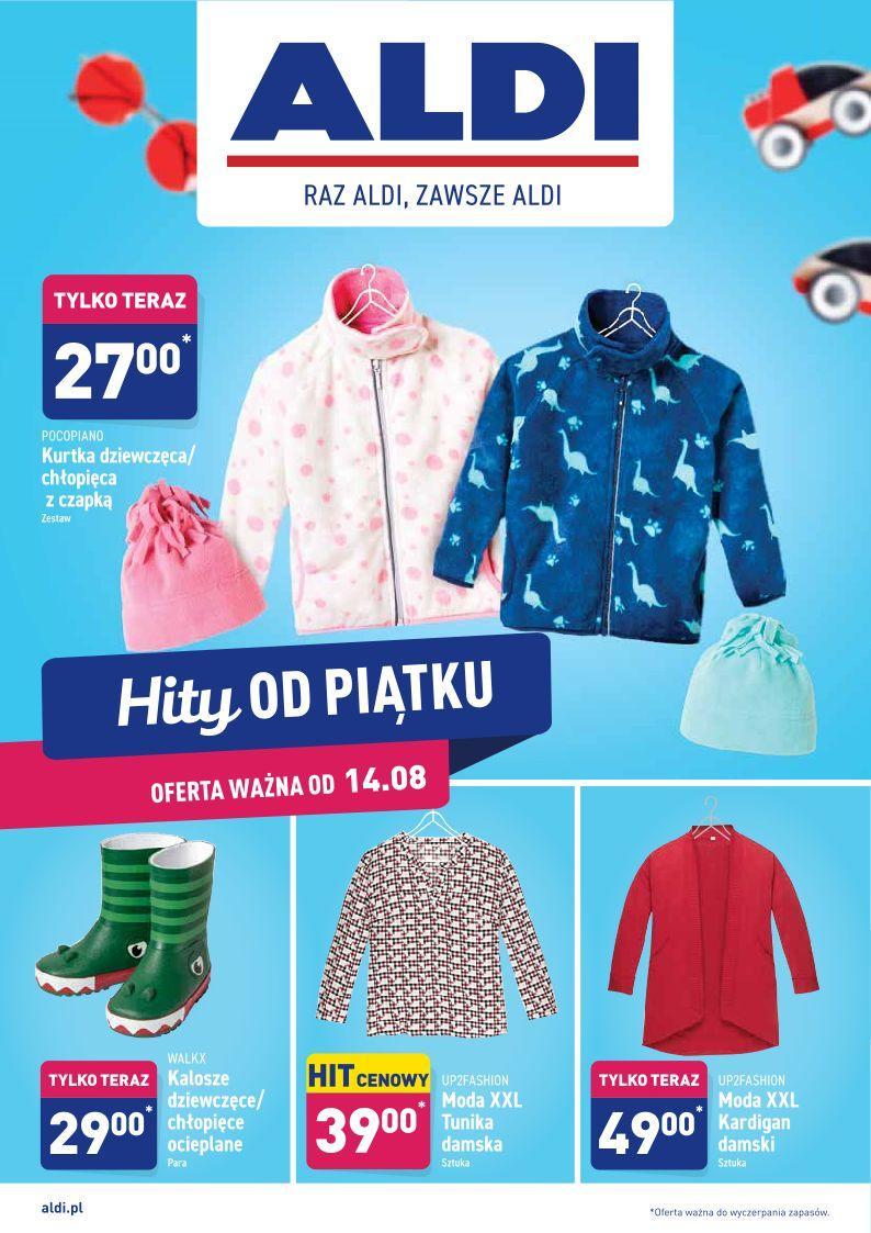 Gazetka promocyjna ALDI do 15/08/2020 str.0
