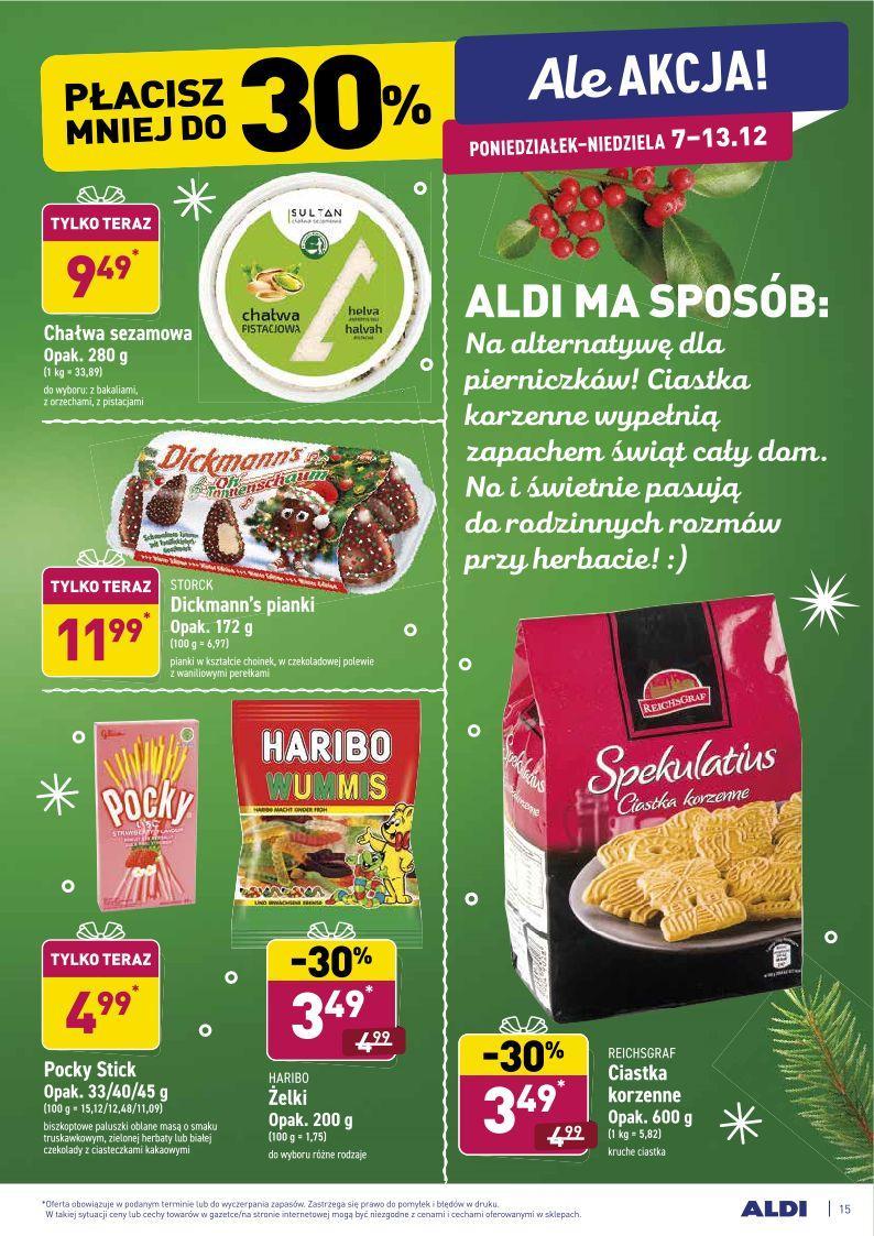 Gazetka promocyjna ALDI do 13/12/2020 str.14