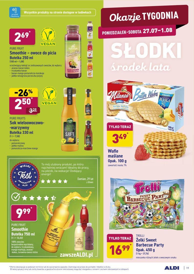 Gazetka promocyjna ALDI do 01/08/2020 str.18