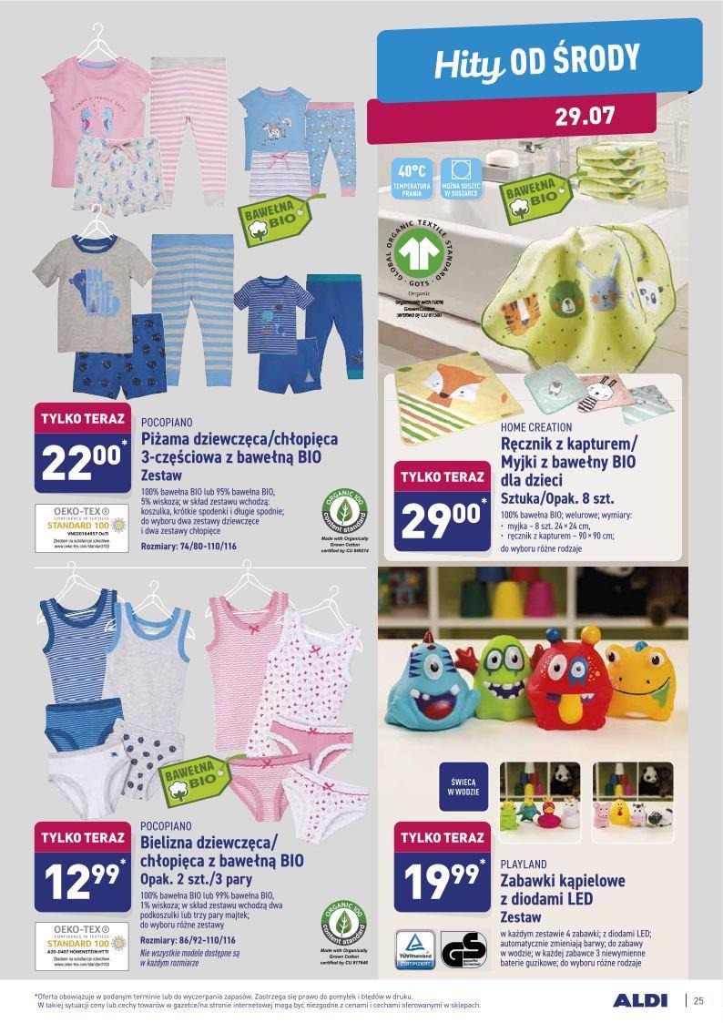 Gazetka promocyjna ALDI do 01/08/2020 str.24