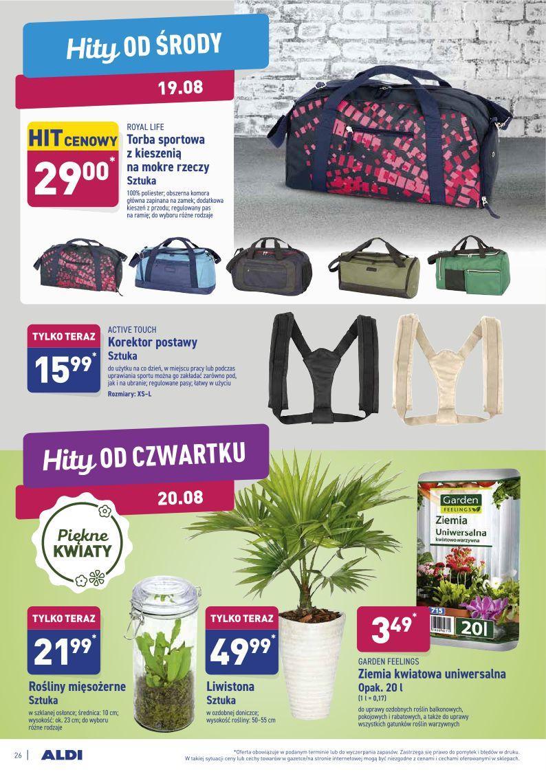 Gazetka promocyjna ALDI do 22/08/2020 str.25