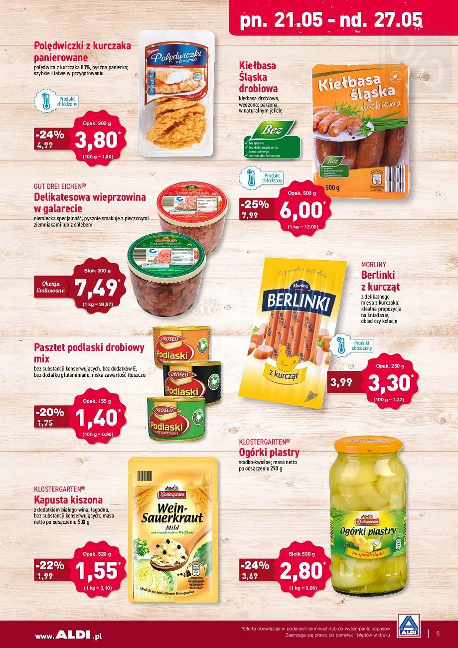 Gazetka promocyjna ALDI do 27/05/2018 str.4