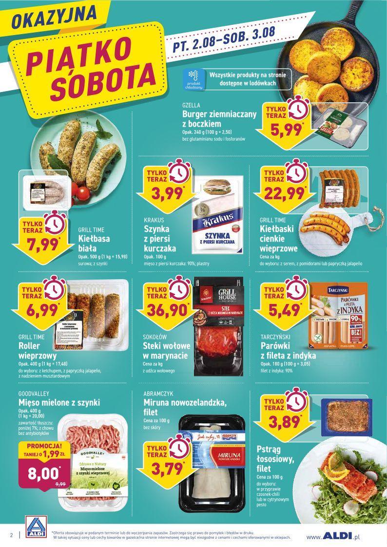 Gazetka promocyjna ALDI do 03/08/2019 str.1