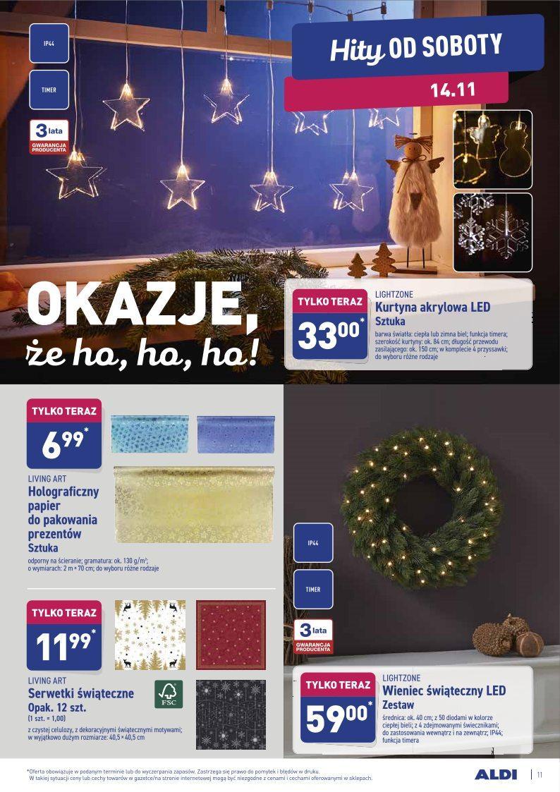 Gazetka promocyjna ALDI do 14/11/2020 str.10