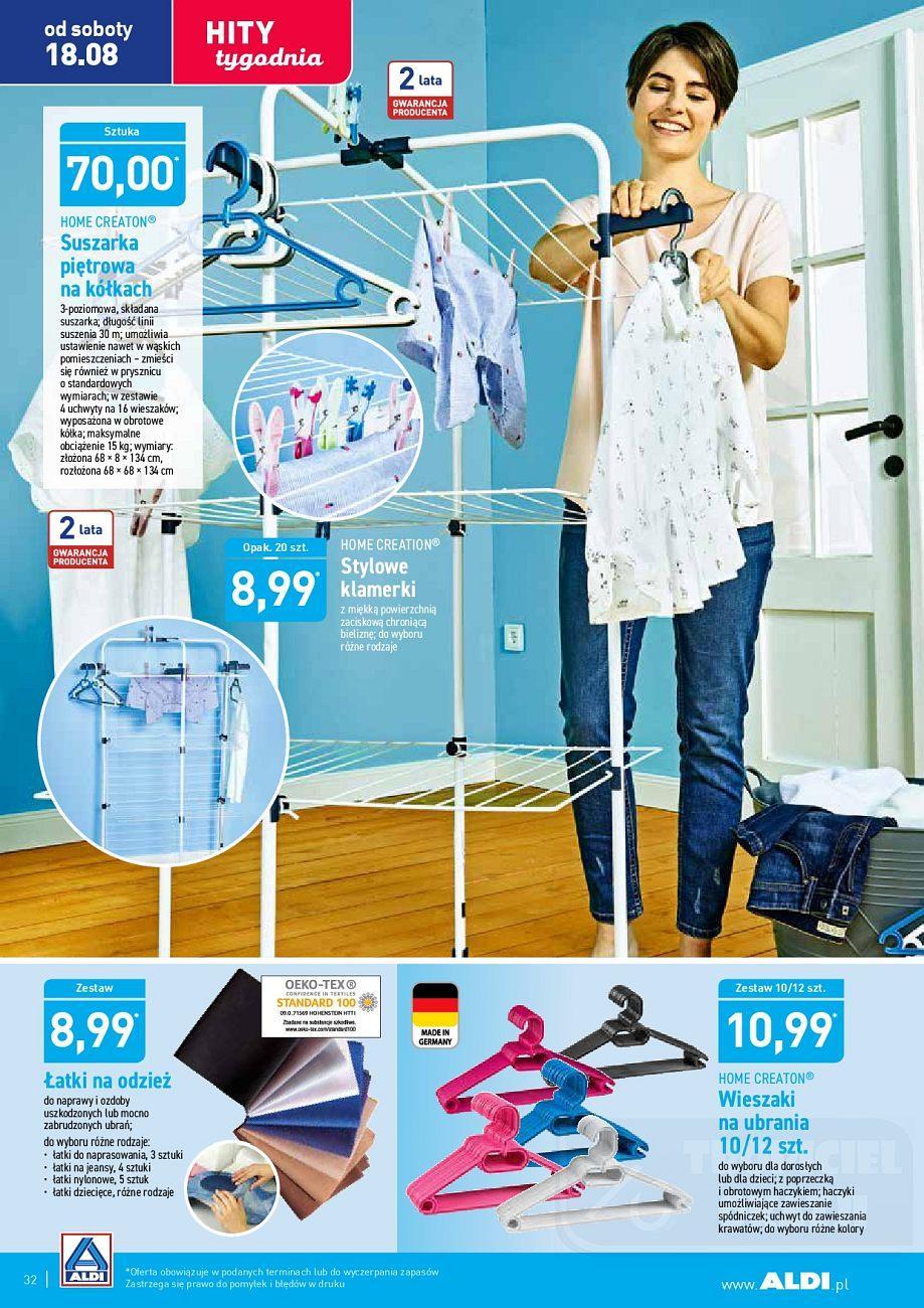 Gazetka promocyjna ALDI do 18/08/2018 str.31
