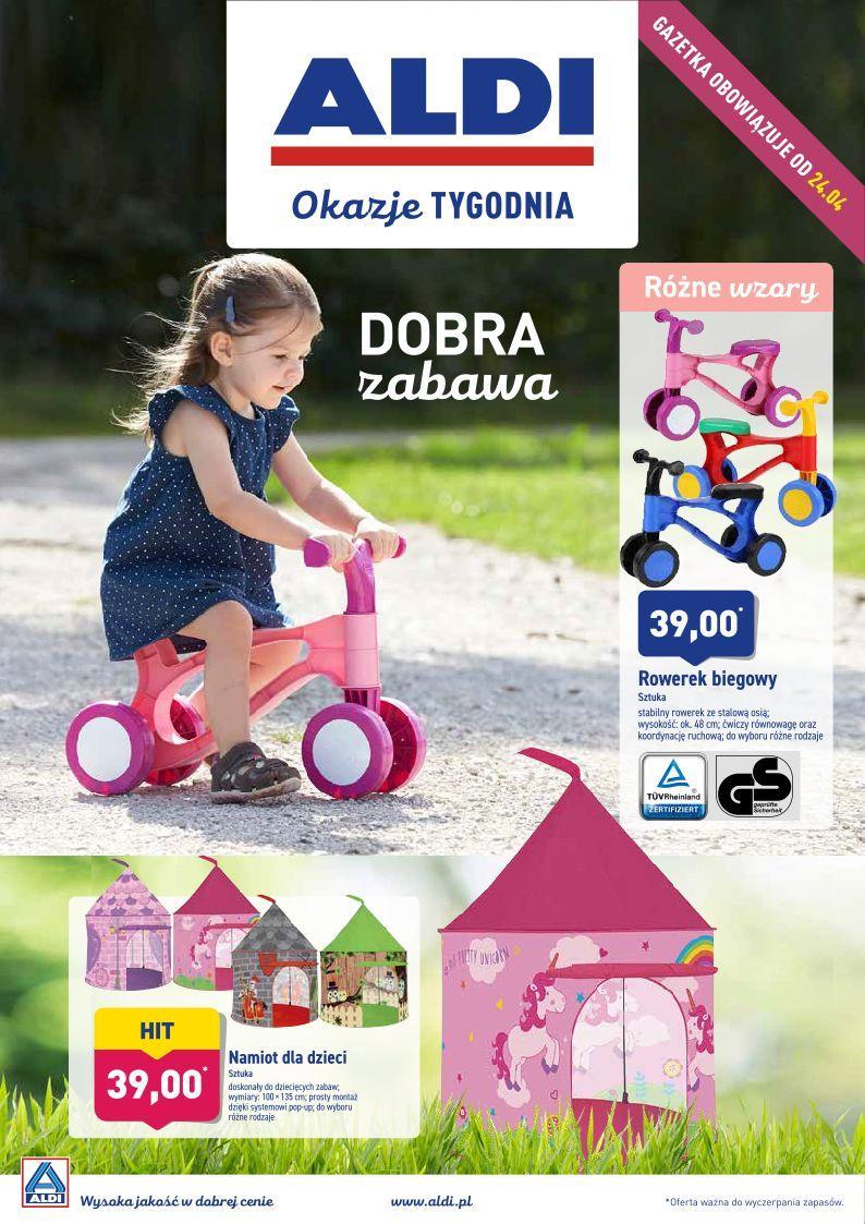 Gazetka promocyjna ALDI do 28/04/2019 str.0
