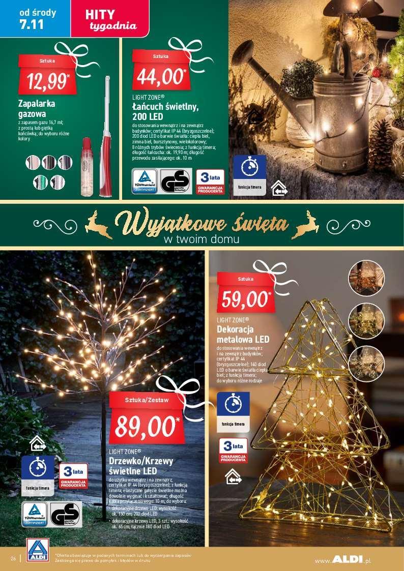Gazetka promocyjna ALDI do 10/11/2018 str.26