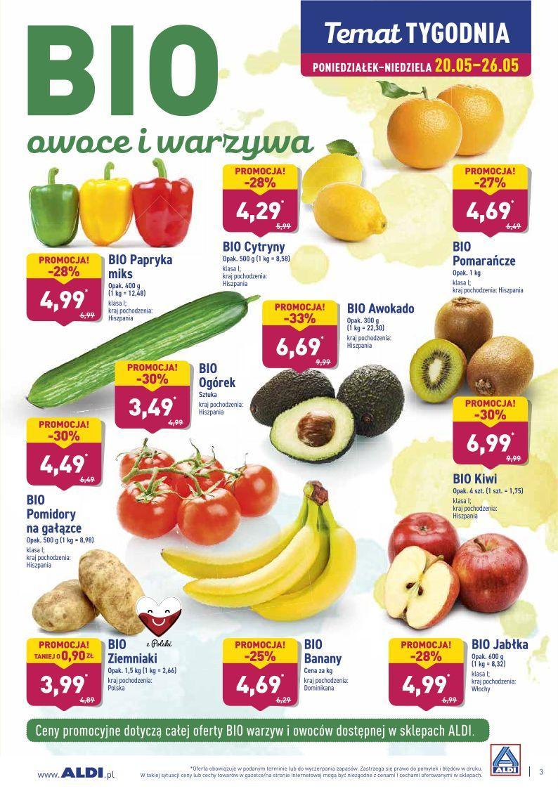 Gazetka promocyjna ALDI do 26/05/2019 str.2