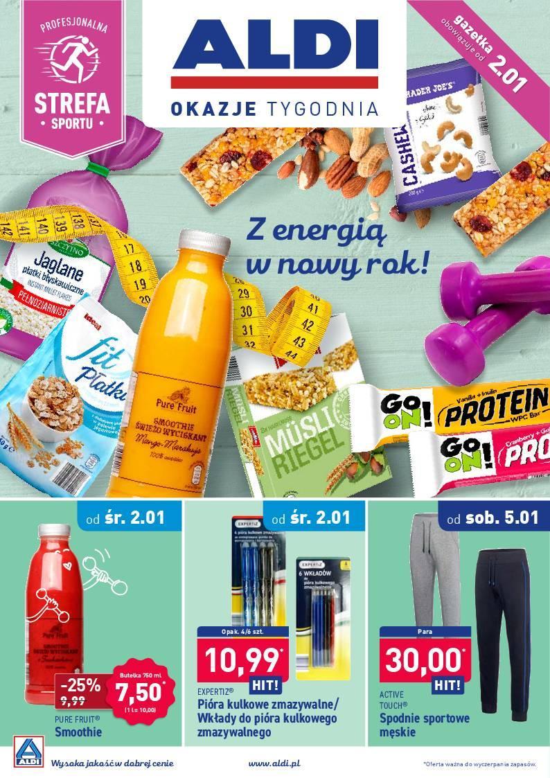 Gazetka promocyjna ALDI do 07/01/2019 str.0