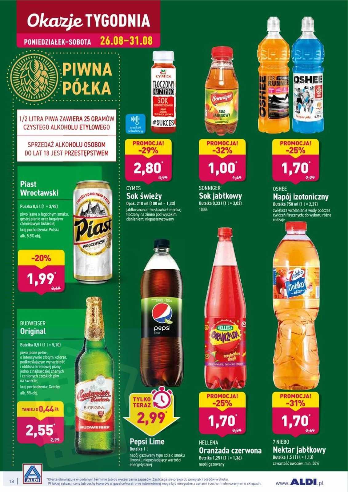 Gazetka promocyjna ALDI do 31/08/2019 str.17