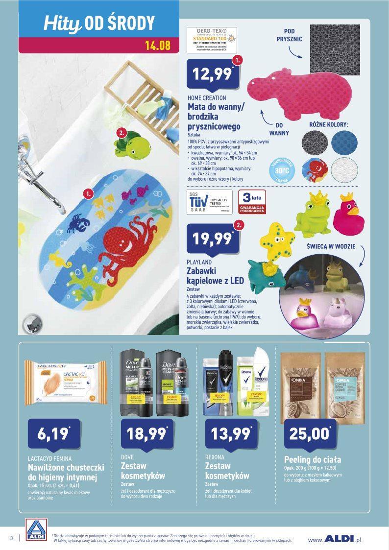 Gazetka promocyjna ALDI do 17/08/2019 str.3