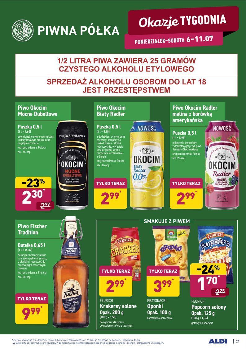 Gazetka promocyjna ALDI do 11/07/2020 str.20