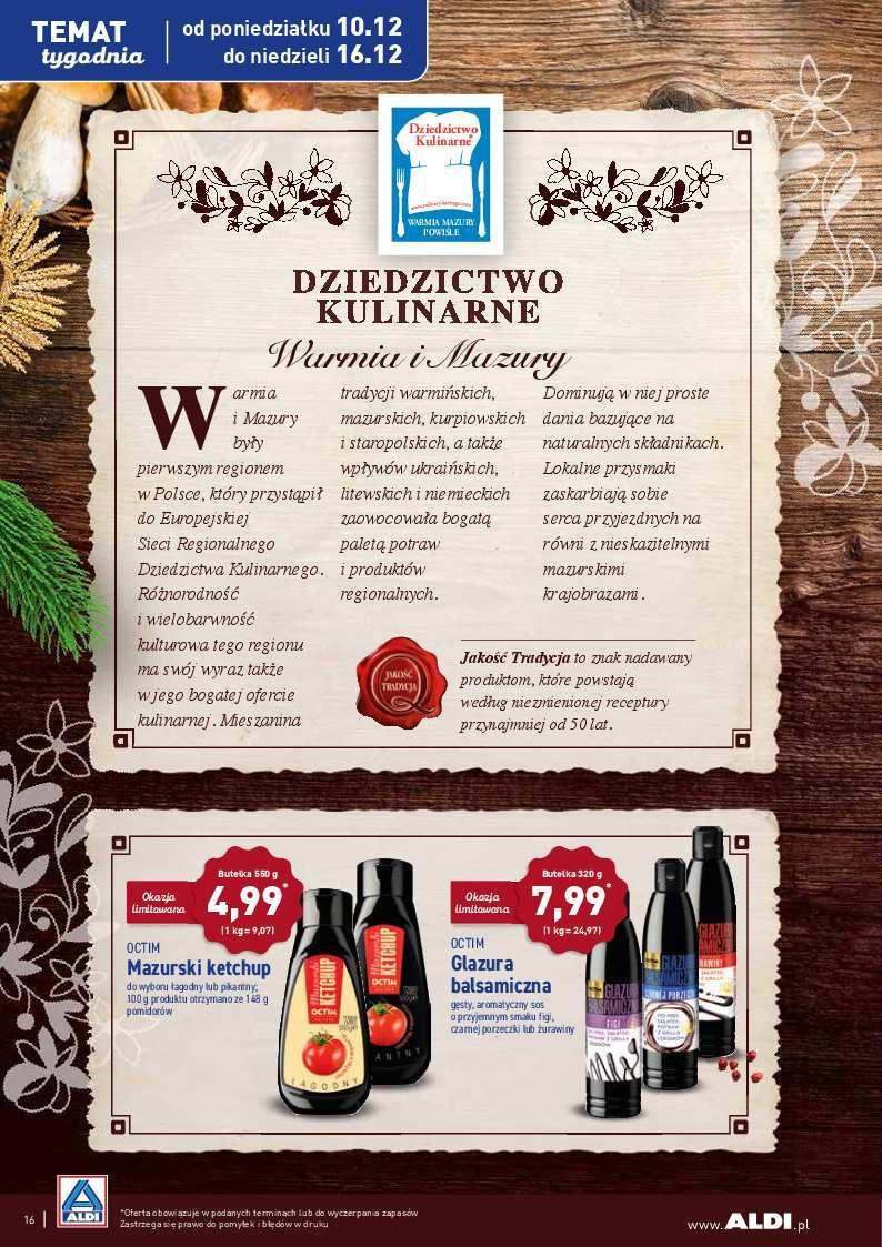 Gazetka promocyjna ALDI do 15/12/2018 str.16
