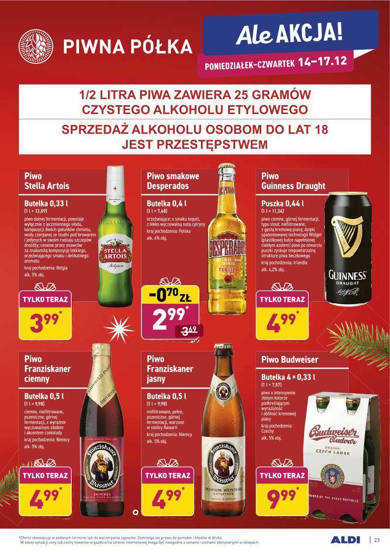 Gazetka promocyjna ALDI do 17/12/2020 str.22