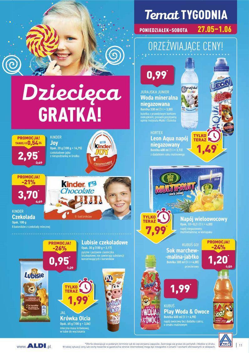 Gazetka promocyjna ALDI do 01/06/2019 str.11