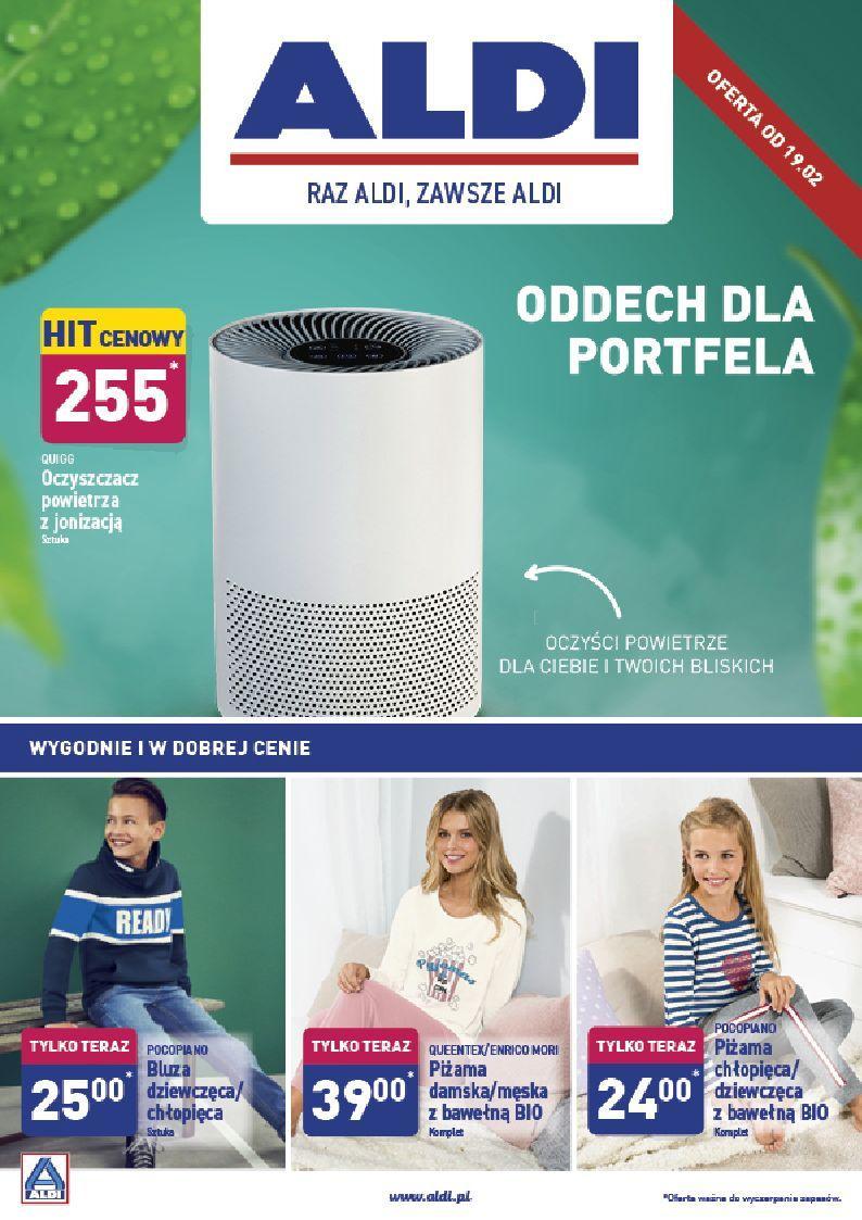 Gazetka promocyjna ALDI do 22/02/2020 str.0
