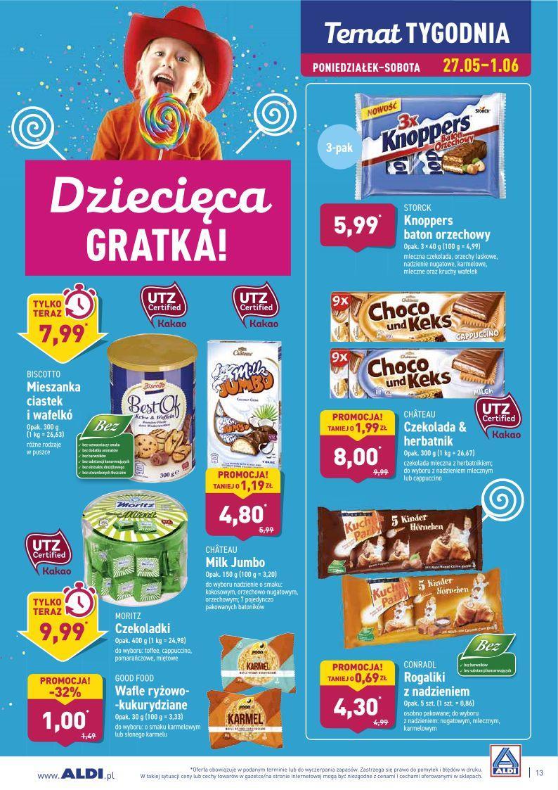 Gazetka promocyjna ALDI do 01/06/2019 str.13