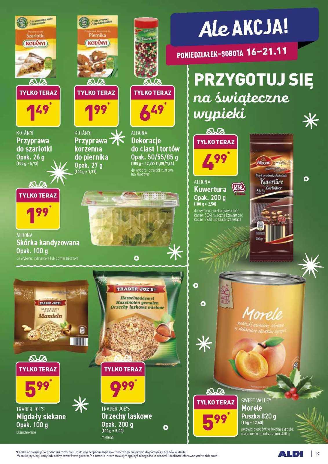 Gazetka promocyjna ALDI do 21/11/2020 str.18