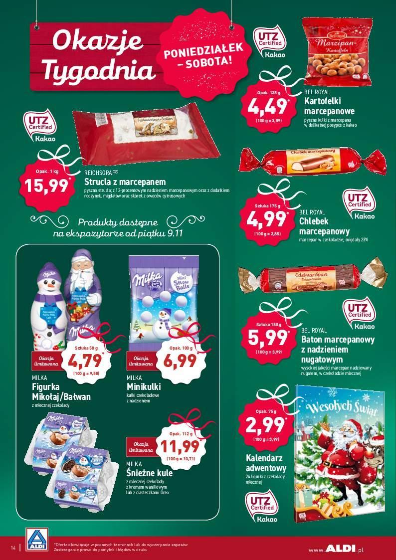 Gazetka promocyjna ALDI do 10/11/2018 str.14
