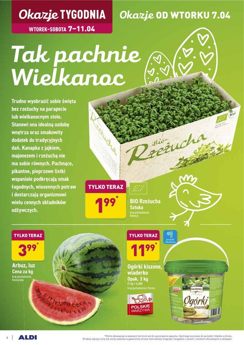 Gazetka promocyjna ALDI do 12/04/2020 str.4