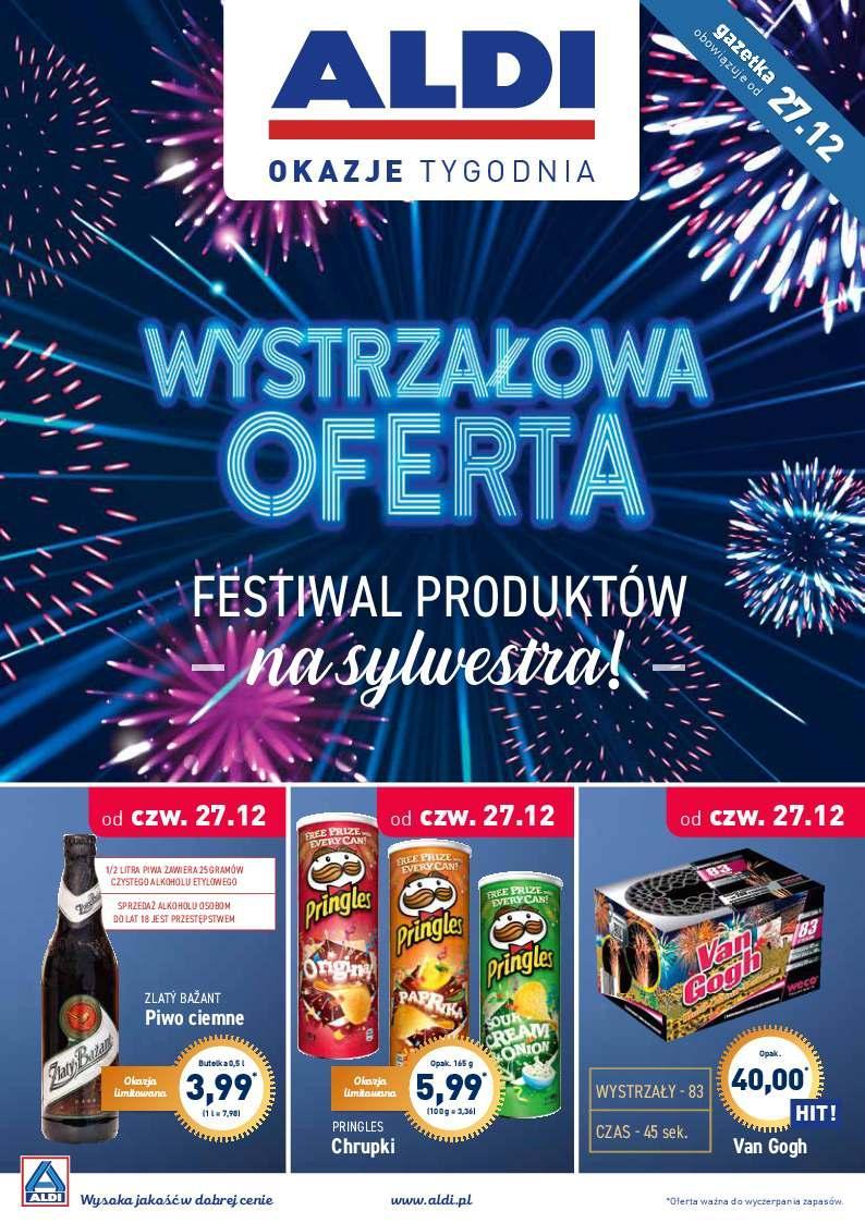Gazetka promocyjna ALDI do 31/12/2018 str.0