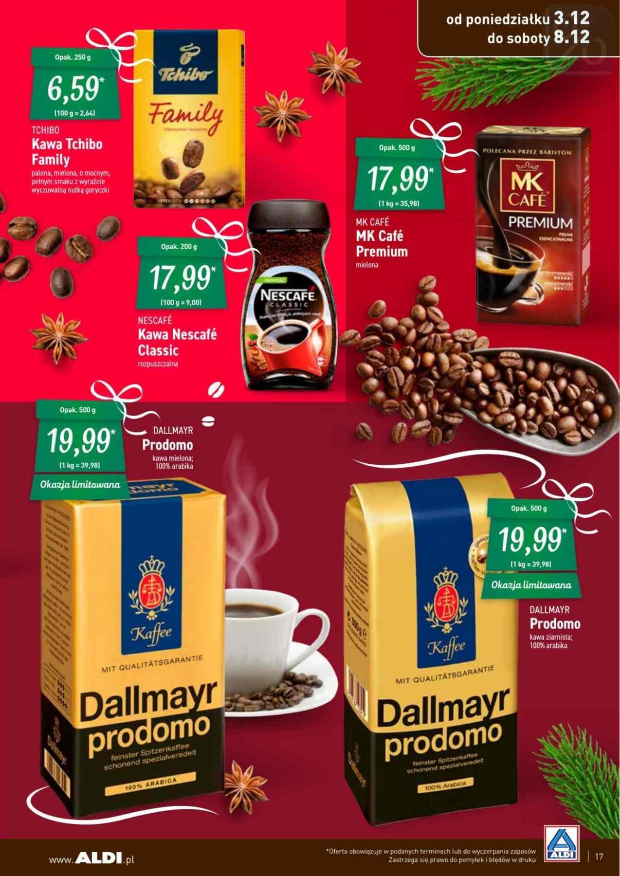 Gazetka promocyjna ALDI do 09/12/2018 str.17