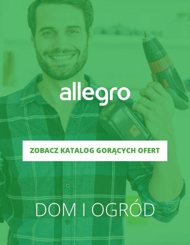 Gazetka promocyjna Allegro do 03/06/2018 str.1