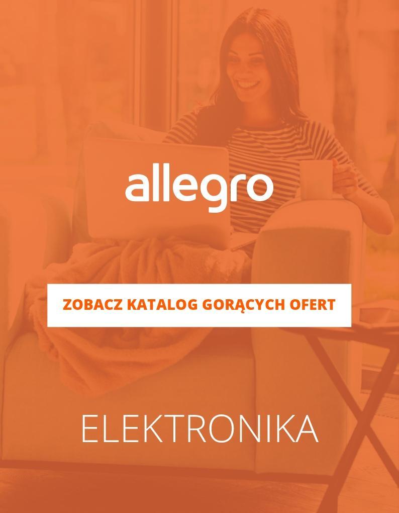 Gazetka promocyjna Allegro do 21/01/2018 str.0