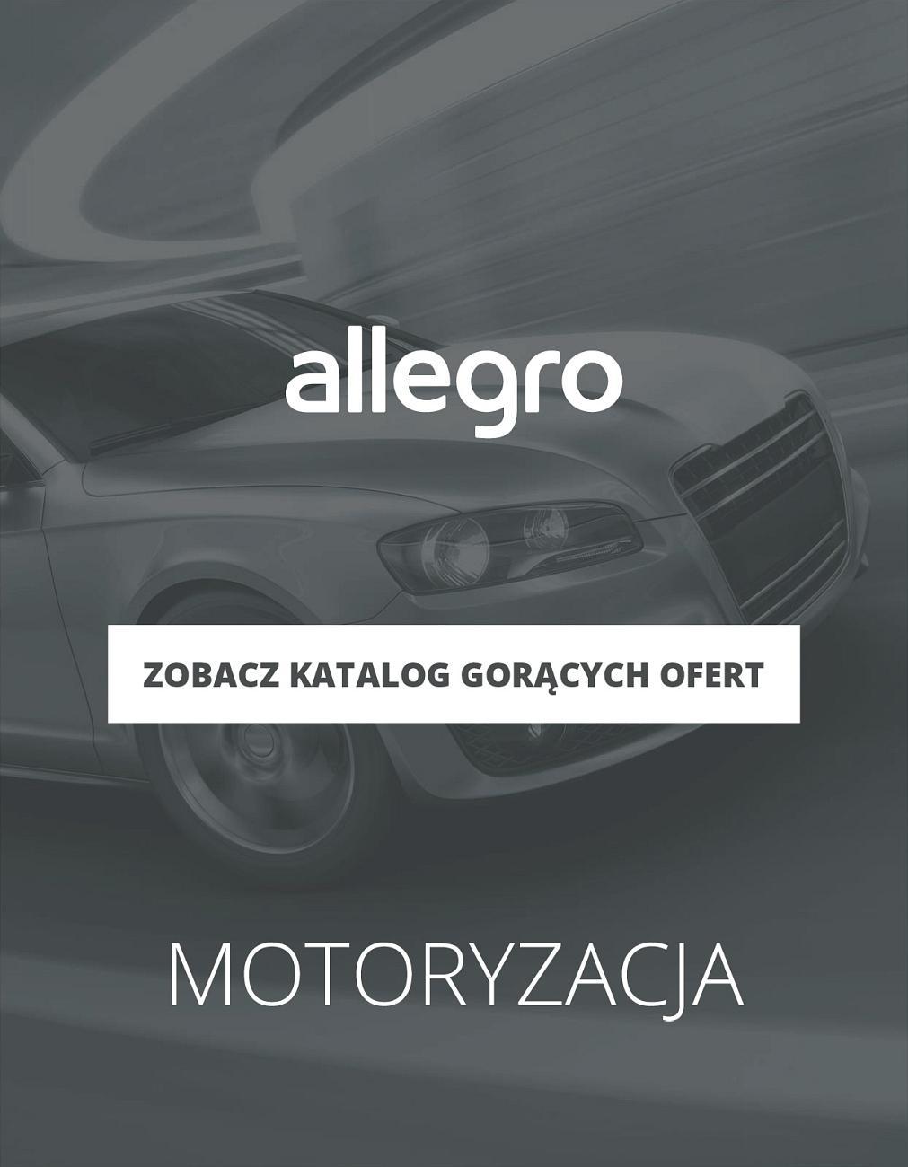 Gazetka promocyjna Allegro do 31/05/2018 str.1