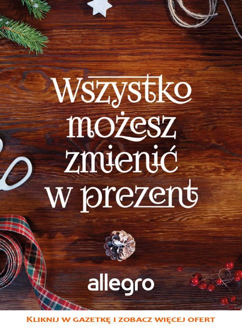 Gazetka promocyjna Allegro do 24/12/2017 str.0