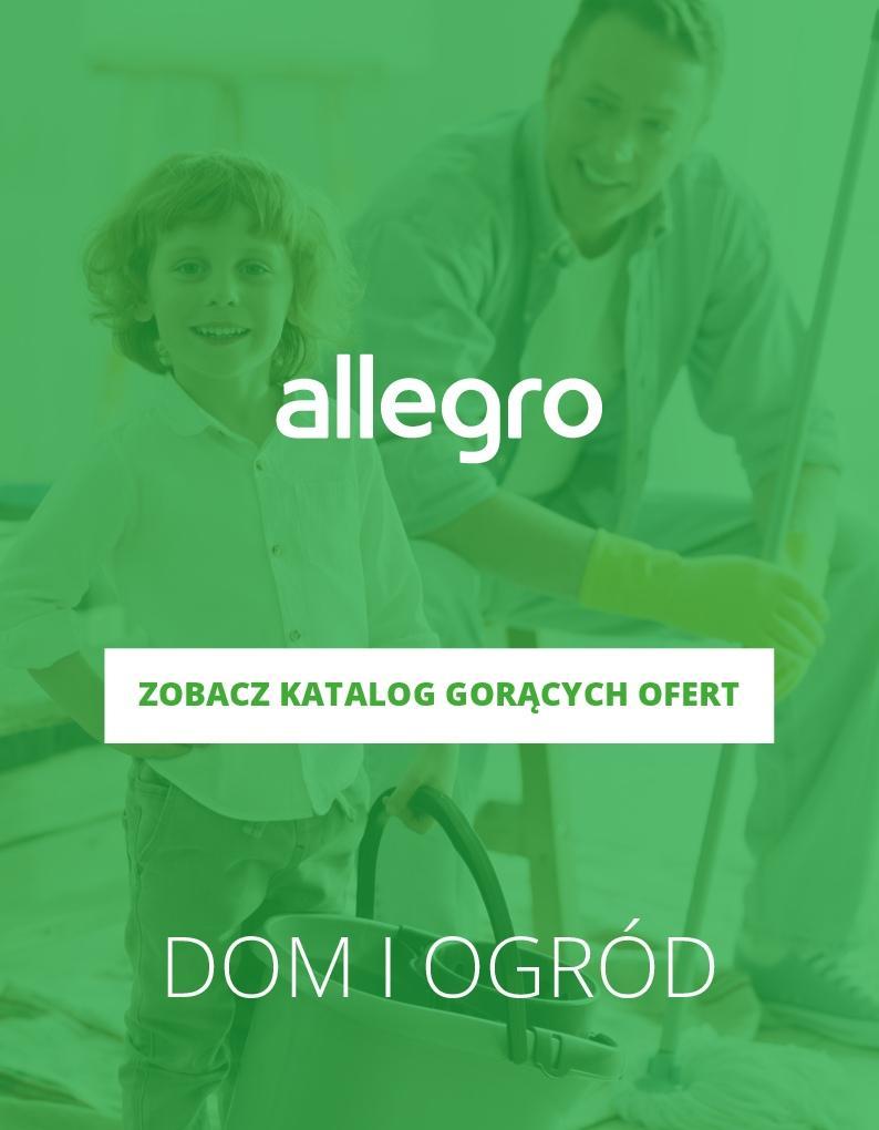 Gazetka promocyjna Allegro do 13/05/2018 str.0