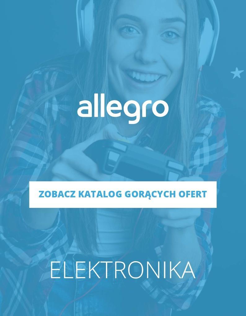 Gazetka promocyjna Allegro do 29/07/2018 str.0