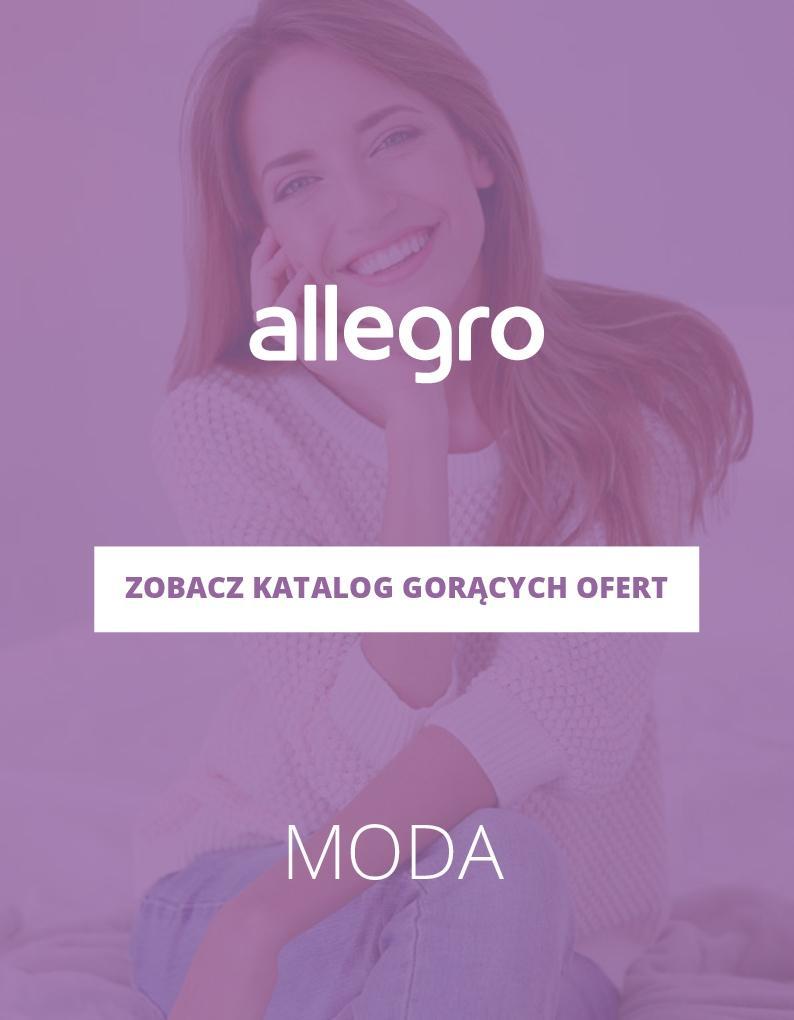 Gazetka promocyjna Allegro do 29/07/2018 str.1