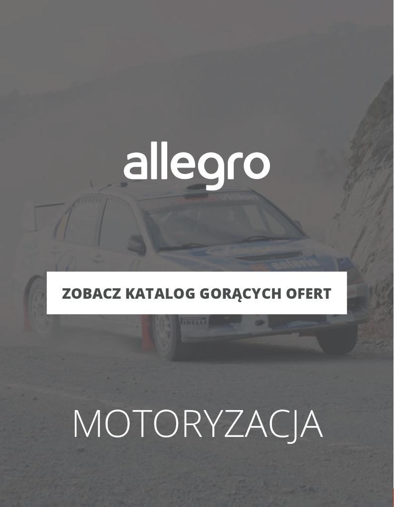 Gazetka promocyjna Allegro do 08/04/2018 str.0