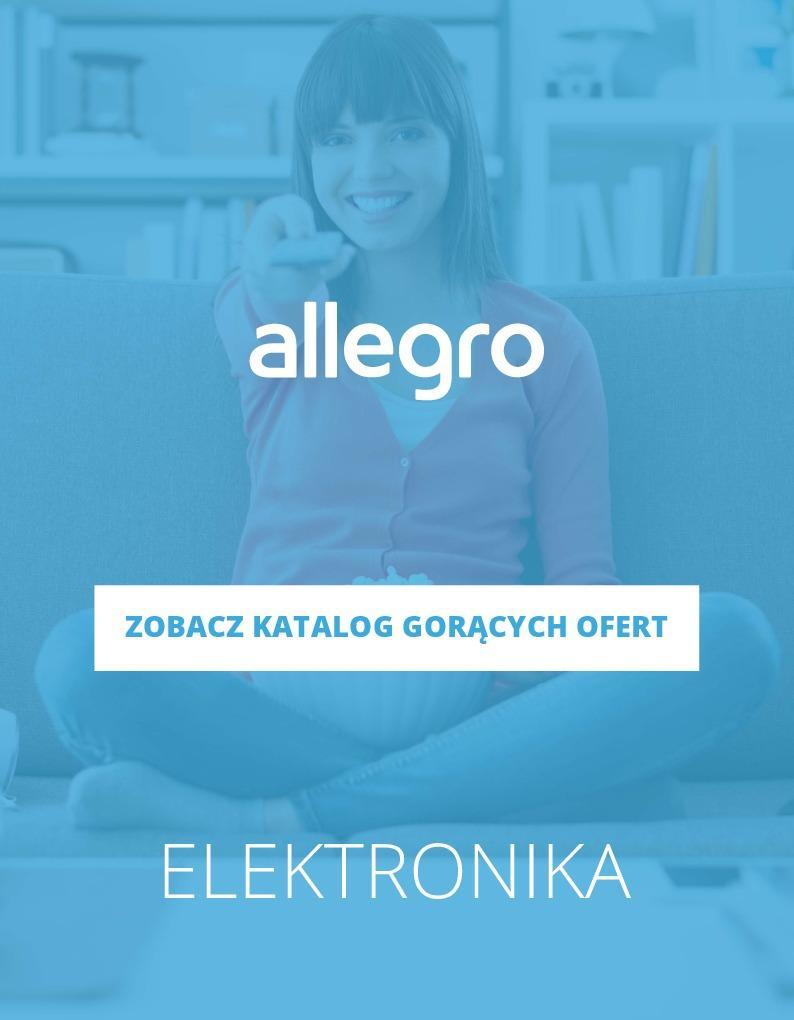 Gazetka promocyjna Allegro do 22/07/2018 str.1