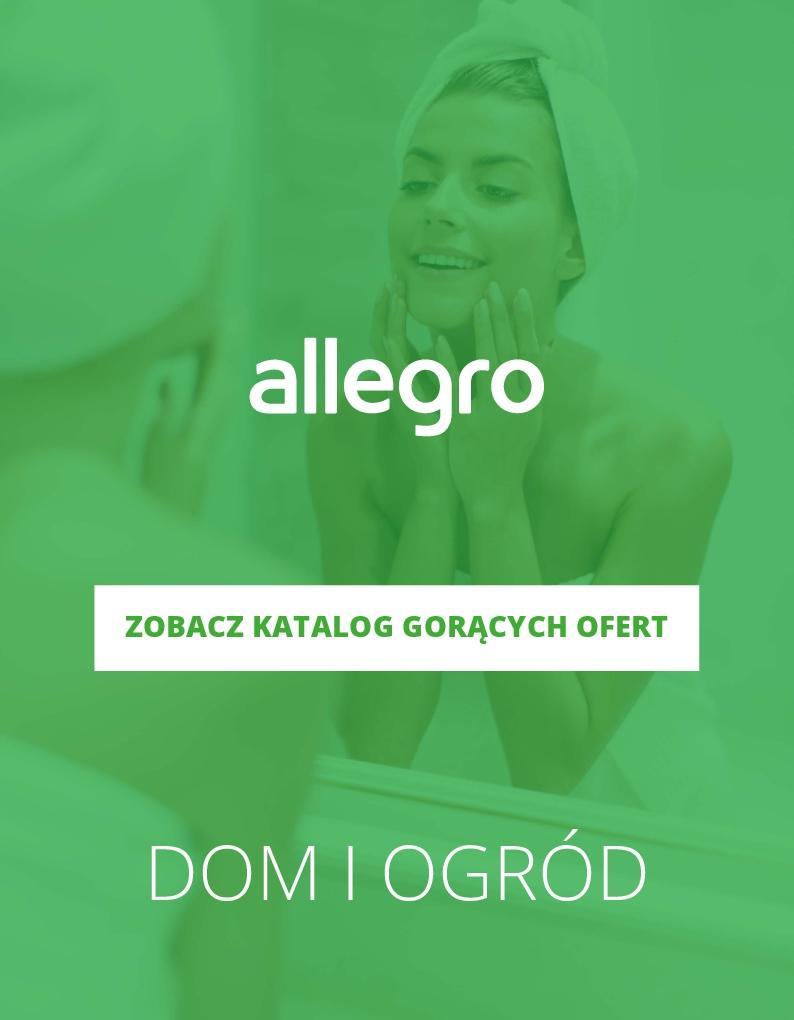 Gazetka promocyjna Allegro do 08/07/2018 str.0