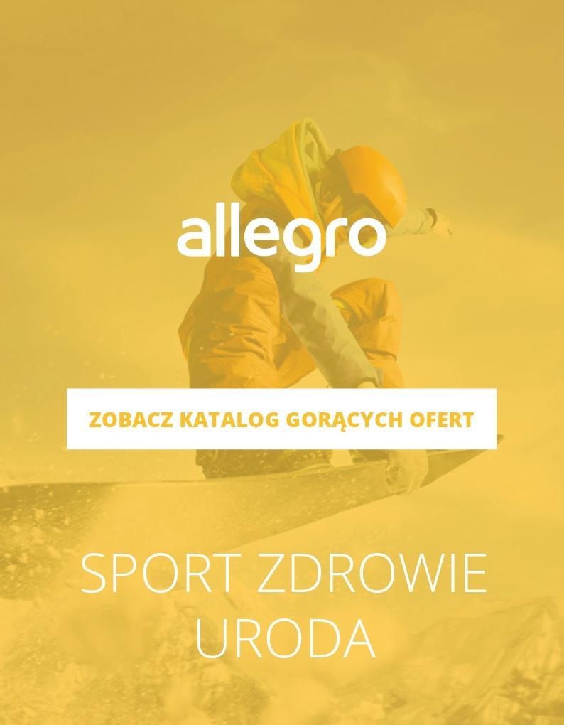 Gazetka promocyjna Allegro do 25/02/2018 str.0