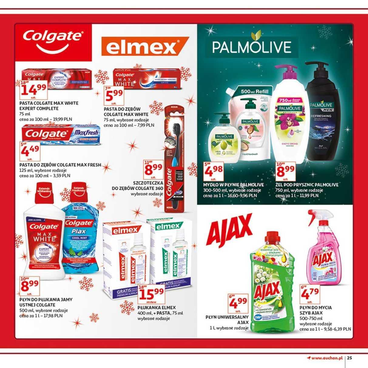 Gazetka promocyjna Auchan do 12/12/2018 str.25