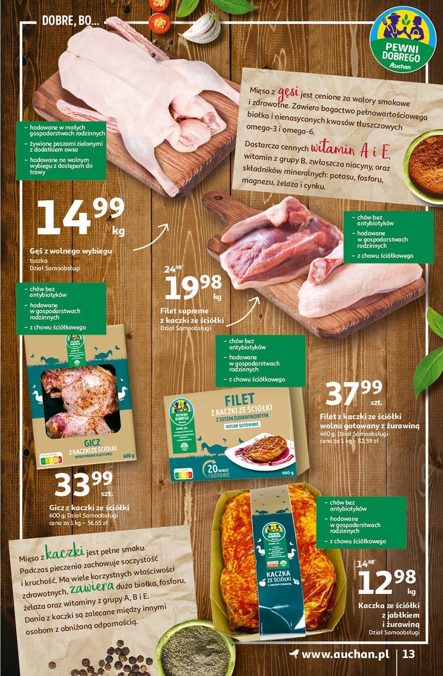 Gazetka promocyjna Auchan do 18/11/2020 str.13