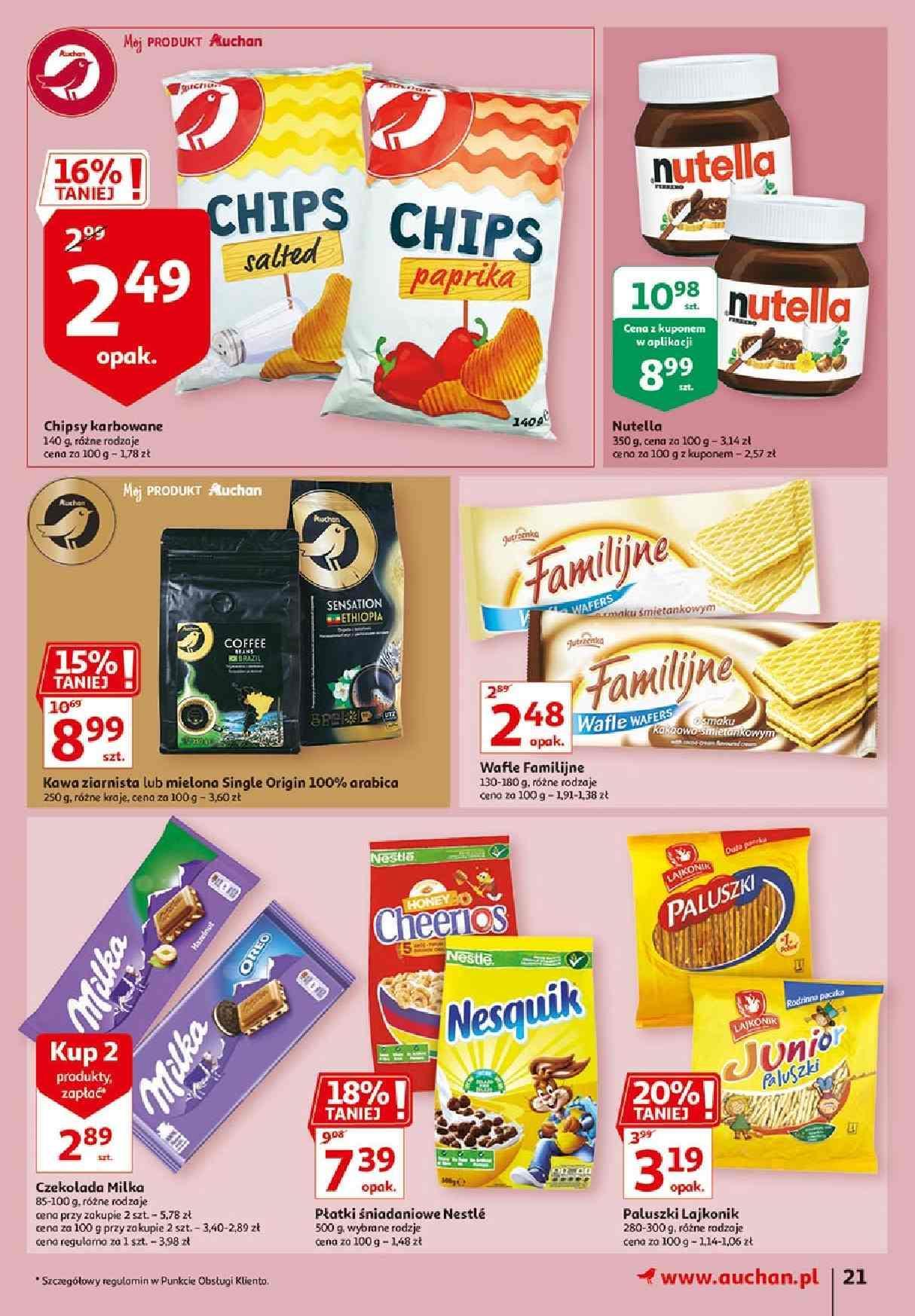 Gazetka promocyjna Auchan do 17/06/2020 str.20
